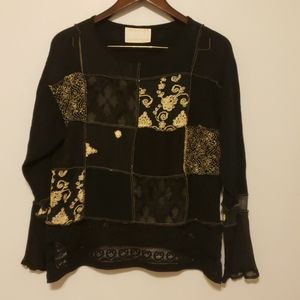 Spencer Alexis blouse size 8